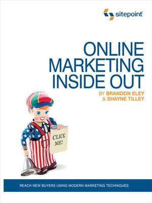 cover image of Online Marketing Inside Out