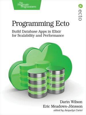 cover image of Programming Ecto