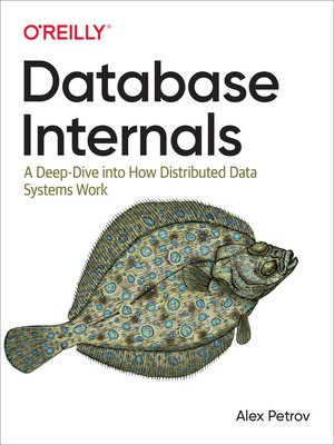 cover image of Database Internals