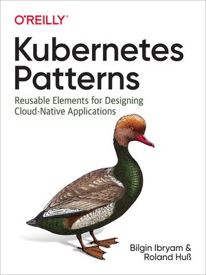 cover image of Kubernetes Patterns