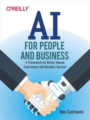 cover image of AI for People and Business