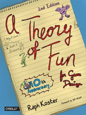 cover image of Theory of Fun for Game Design