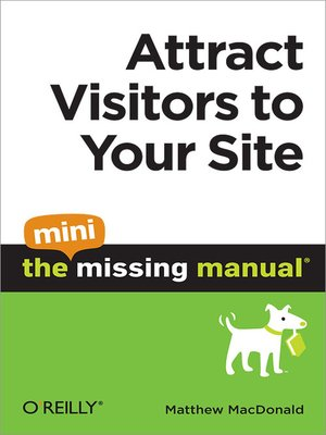 cover image of Attract Visitors to Your Site