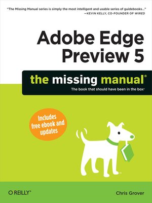 cover image of Adobe Edge Preview 5