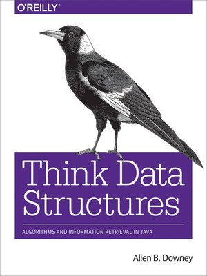 cover image of Think Data Structures