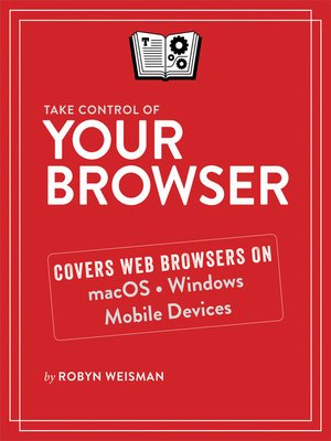 cover image of Take Control of Your Browser