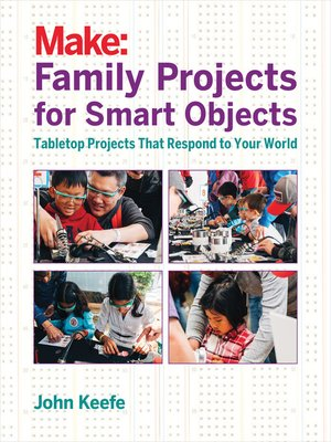 cover image of Family Projects for Smart Objects