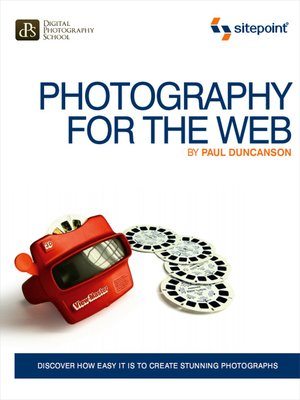 cover image of Photography for the Web