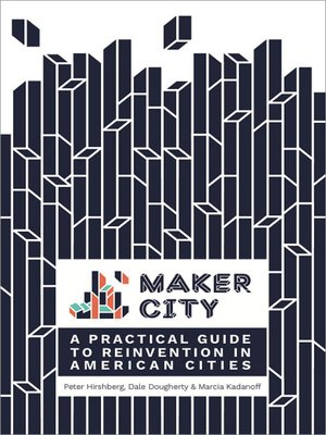 cover image of Maker City