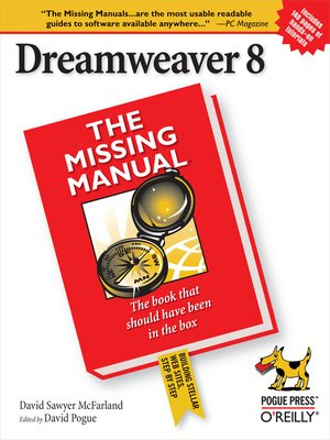 cover image of Dreamweaver 8