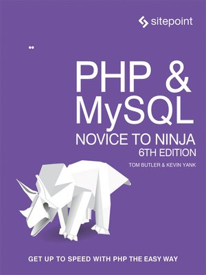 cover image of PHP & MySQL