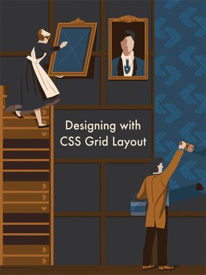 cover image of Designing with CSS Grid Layout
