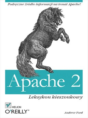 cover image of Apache 2. Leksykon kieszonkowy