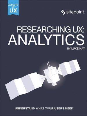 cover image of Researching UX
