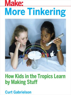cover image of More Tinkering