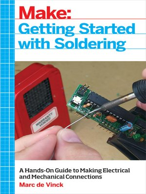 cover image of Getting Started with Soldering
