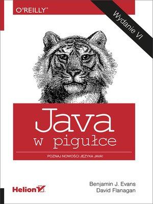 cover image of Java w pigu?ce. Wydanie VI