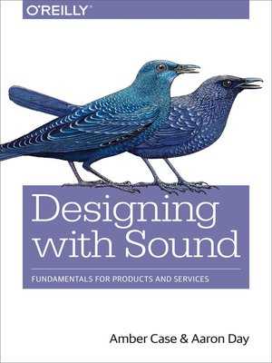 cover image of Designing with Sound