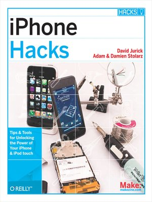 cover image of iPhone Hacks