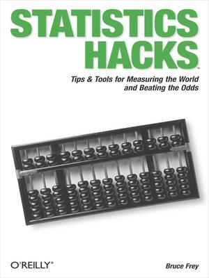 cover image of Statistics Hacks