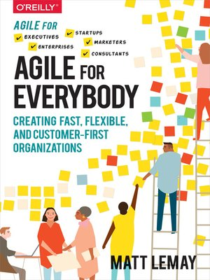 cover image of Agile for Everybody