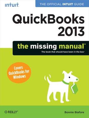 cover image of QuickBooks 2013