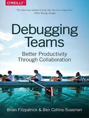 cover image of Debugging Teams