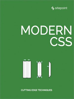 cover image of Modern CSS