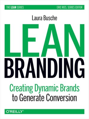 cover image of Lean Branding
