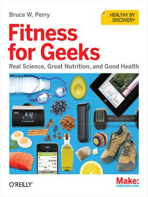 cover image of Fitness for Geeks