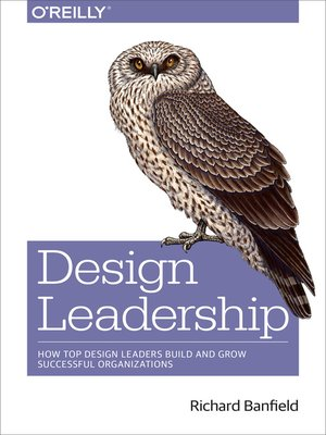 cover image of Design Leadership
