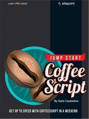 cover image of Jump Start CoffeeScript