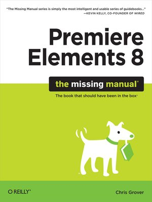cover image of Premiere Elements 8