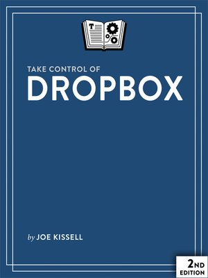 cover image of Take Control of Dropbox