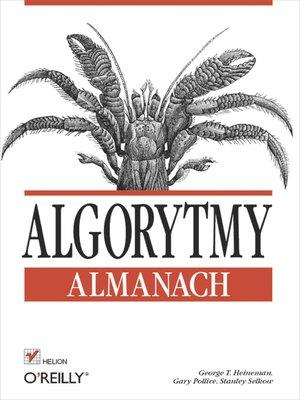 cover image of Algorytmy. Almanach