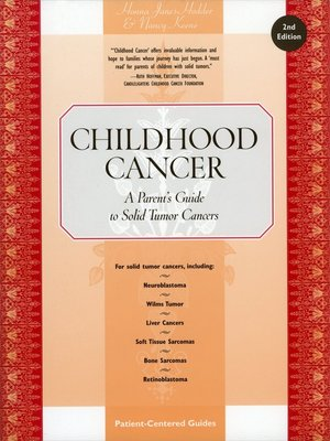 cover image of Childhood Cancer
