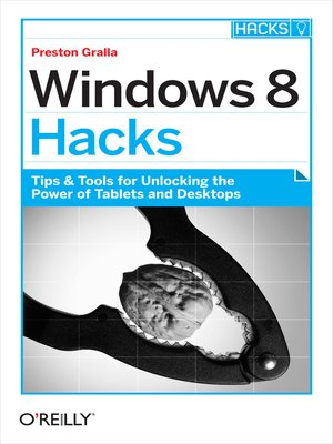 cover image of Windows 8 Hacks