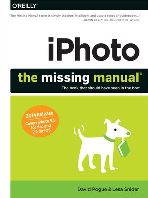 cover image of iPhoto