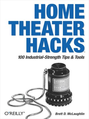 cover image of Home Theater Hacks