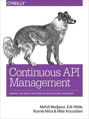 cover image of Continuous API Management