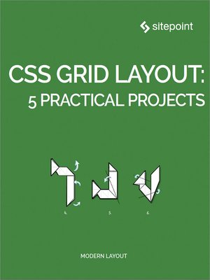 cover image of CSS Grid Layout