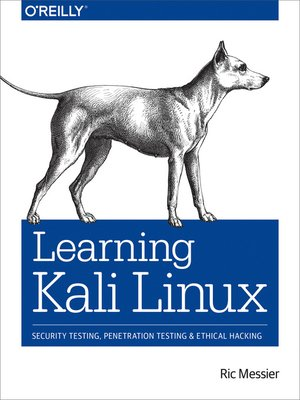 cover image of Learning Kali Linux