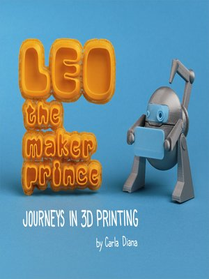cover image of LEO the Maker Prince