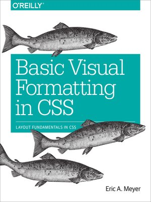 cover image of Basic Visual Formatting in CSS