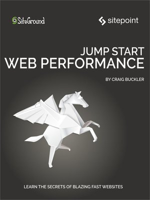 cover image of Jump Start Web Performance
