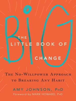 cover image of The Little Book of Big Change
