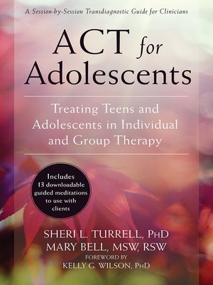 cover image of ACT for Adolescents