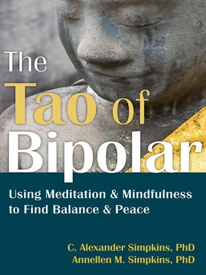cover image of The Tao of Bipolar