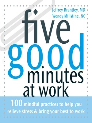 cover image of Five Good Minutes at Work