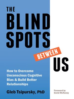 cover image of The Blindspots Between Us